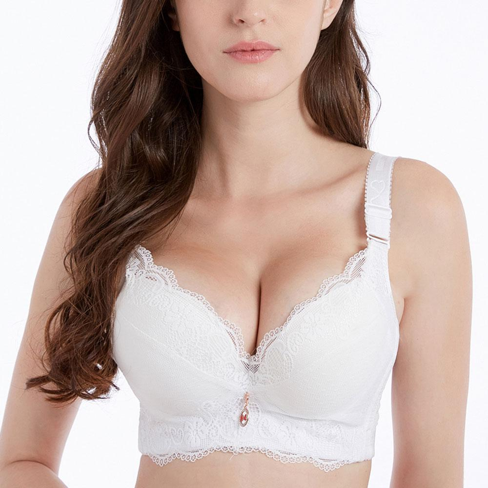 Wholesale plus taille BRAS pour femmes Sexy Dentelle Brassiere A B Cup
