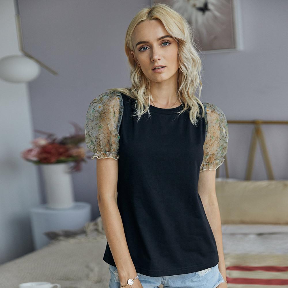 Nouveau Vêtements Pour Femme Soi Soi Été Summer Conception 2020 2020 T-shirt