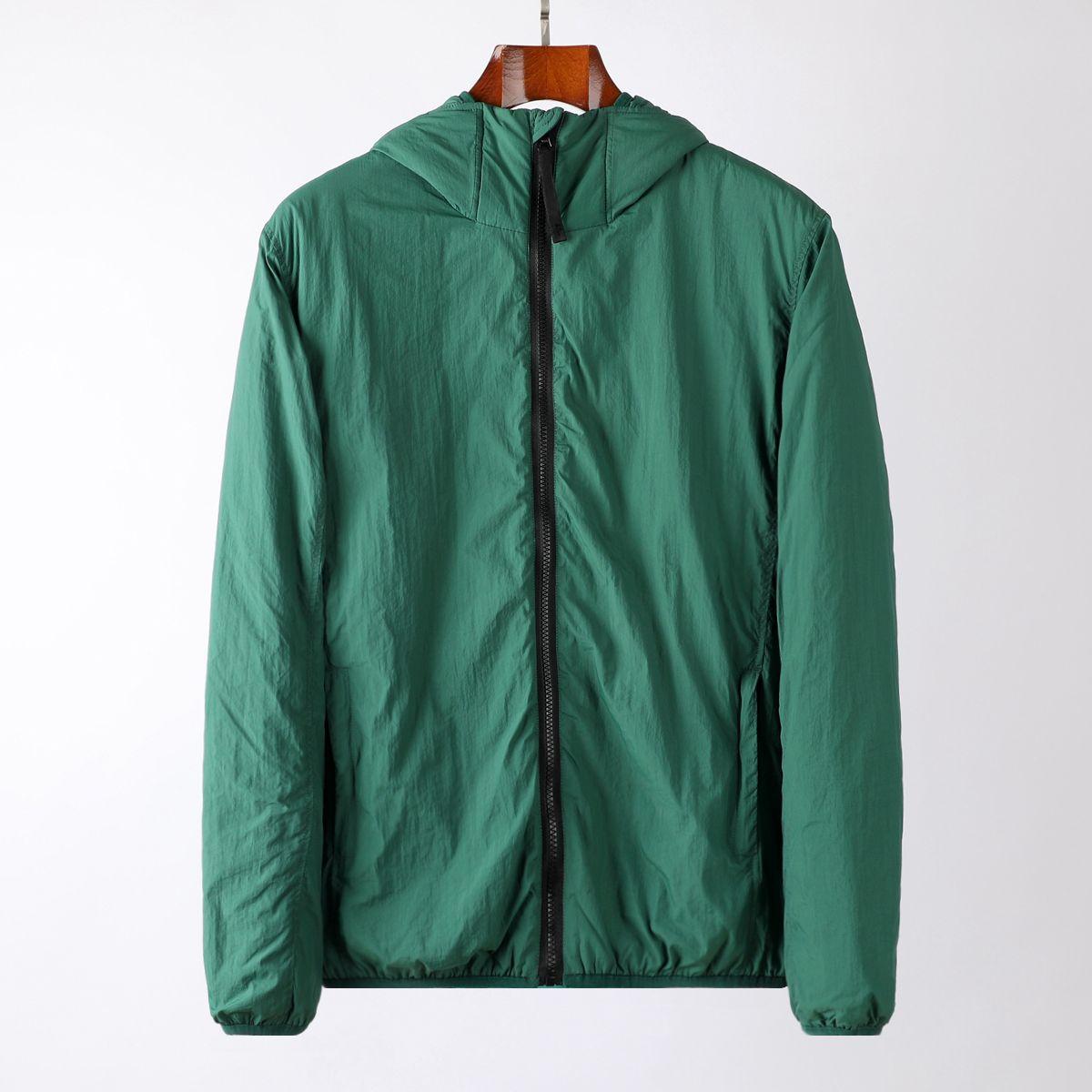 Cyberpunk Topstoney Windbreaker Hommes Jacket Casual Sweat-shirt Fashion Streetwear Zipper Windrunner Automne Manteau 2 Couleur Taille M-XXL