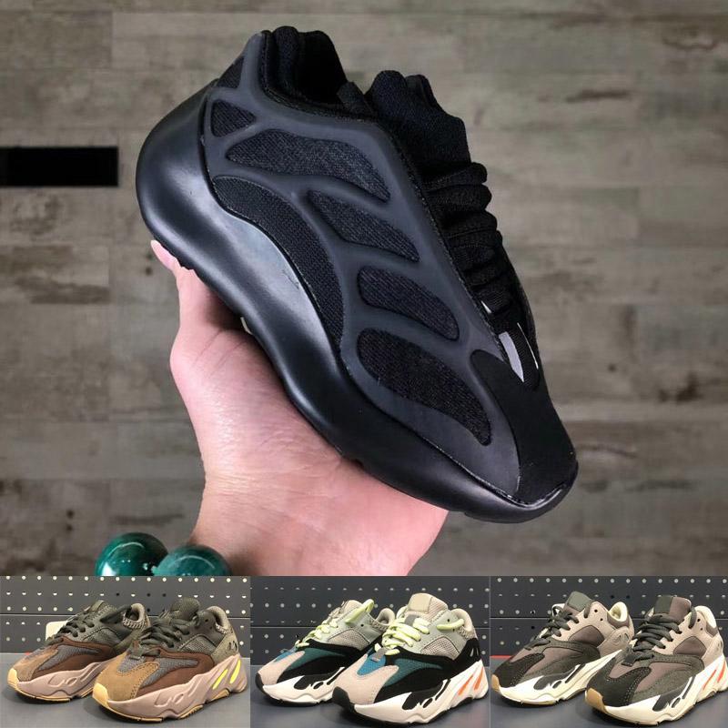 Nefes Hafif Çocuk Koşu Ayakkabıları Erkek Kız Gençlik Çocuk Spor Sneaker Boyutu 28-35