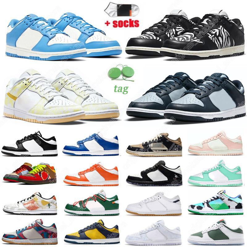 nike sb dunk Zapatos de hombre Nuevas llegadas Tamaño 40-46 Deportes al aire libre Zapatillas de deporte para hombre Zapatillas Triple Negro blanco rojo Verde azul zapato de