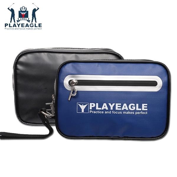 Bolsa de golfe PU de reprodução bolsa impermeável três cores bolsas de golfe saco de esportes grande capacidade de capacidade L0302