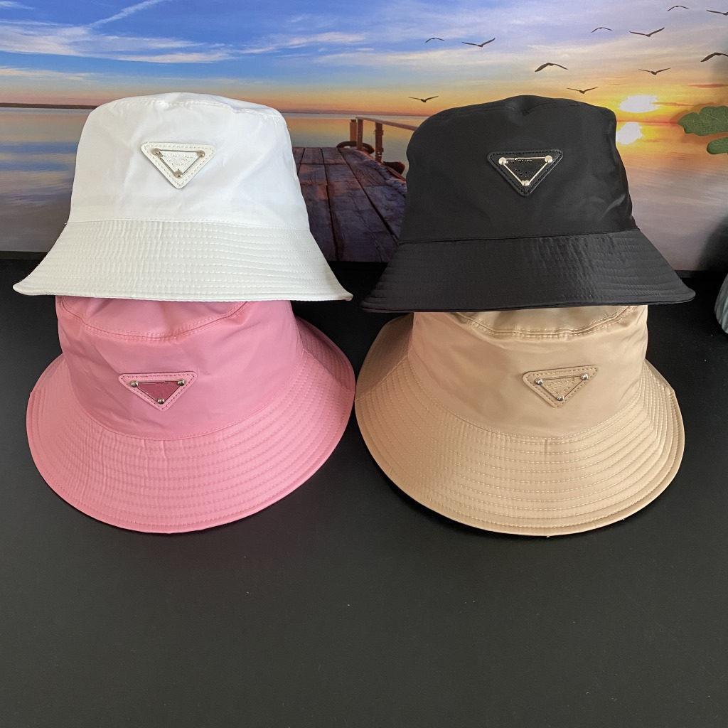 2021 Bucket chapéu gorro designer sol boné de beisebol homens mulheres outdoor moda verão praia sunhat pescador os chapéus 13 cores