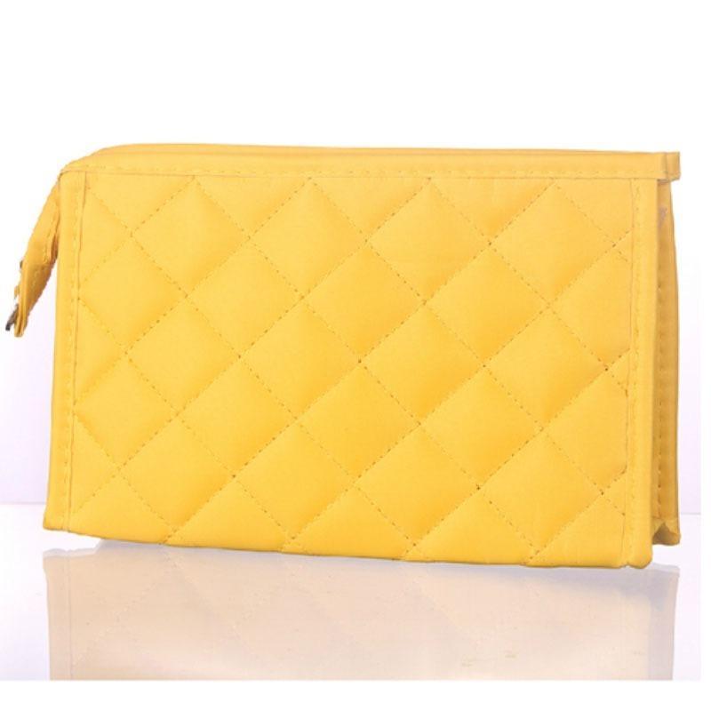 2021 Bolsa de mujeres portátiles simples Señoras y almacenamiento cosmético coreano Nuevo de moda Dwodt