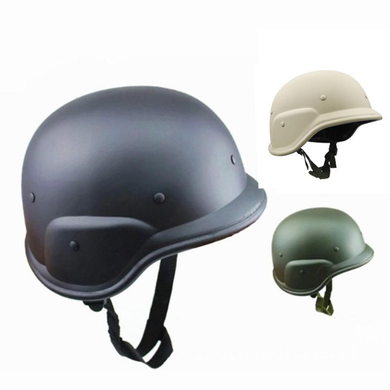 Caschi in bicicletta M88 Casco tattico militare Elmetto CS Gioco Army Training Sport Protezione Attrezzature per la protezione del camuffamento Accessori rapidi