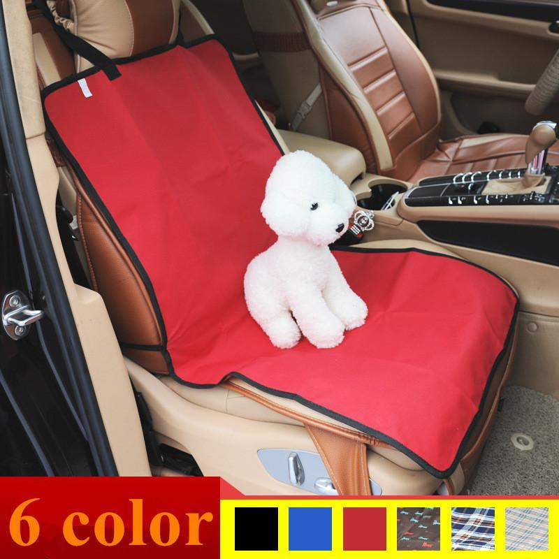 Pet Car Seat Covers Waterproof Car Seat Protectors Interior Travel Accessories Durable Covers Mat for Pet Dogs 6 Colors