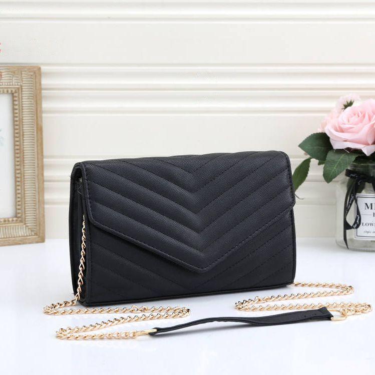 2021 جديد عالية كوليتي المرأة حقائب السيدات مركب حمل بو الجلود مخلب حقائب الكتف الإناث محفظة