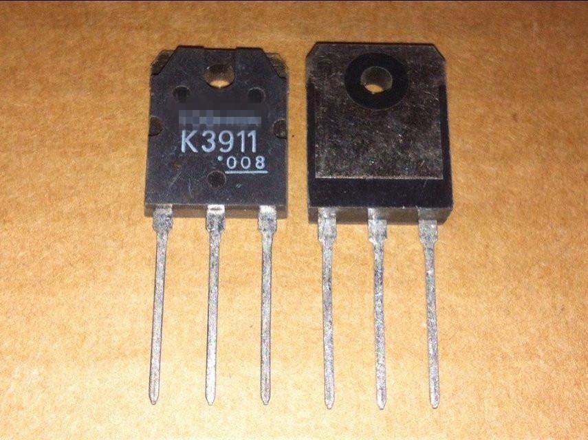 Livraison gratuite K3911 2SK3911 TO3P Nouveau et original 10pcs / Lot.
