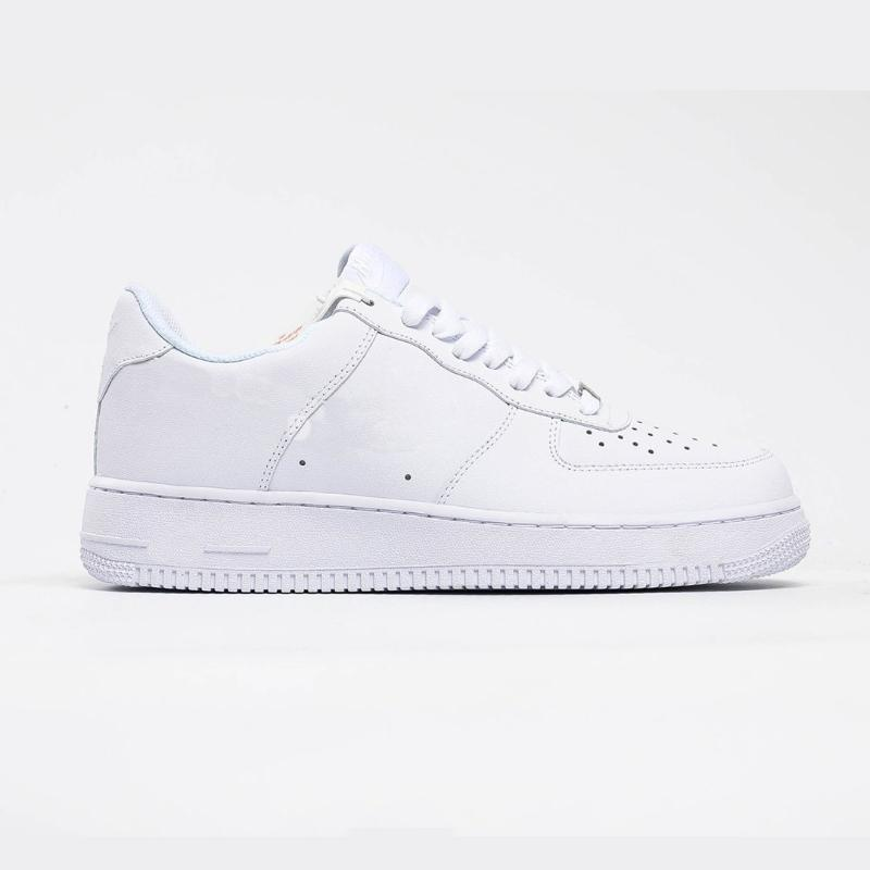 Dunk AF1 Force 1 hombre zapatillas para correr Airforce One Wome Wome Sneakers