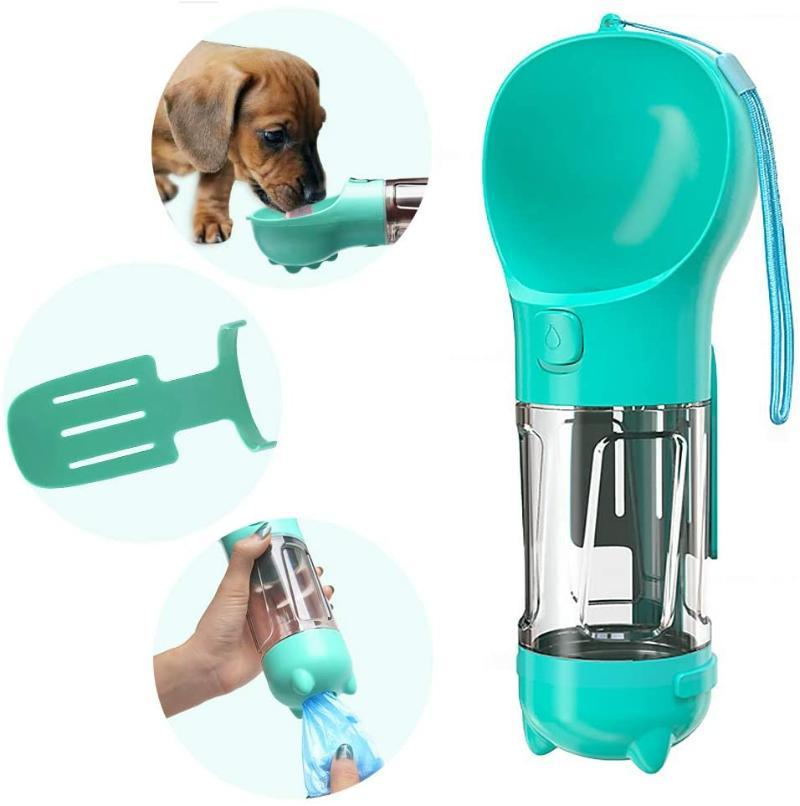 Dog Bowls & Feeders Water Bottle Pet Supplies Feeder Product Style Travel Accompanying Cup Pot Waterer