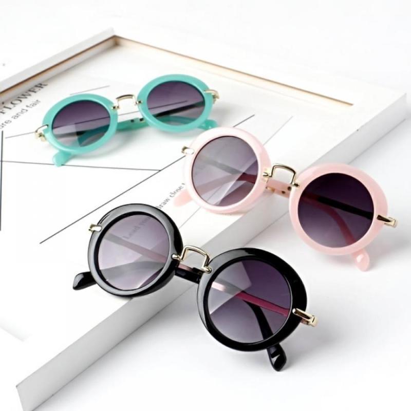 2021 accessori estate bambino occhiali per bambini ragazzo ragazza occhiali protezione vacanze all'aperto occhiali da sole gatto forma occhiali da sole gifts uv400