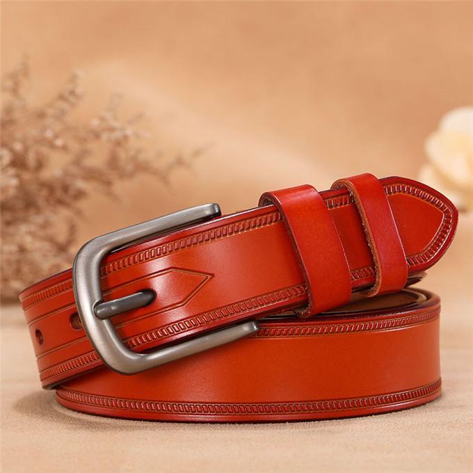 Progettisti di lusso Cinture da uomo Cinture da donna da uomo e cintura da donna con moda grande fibbia reale in pelle di alta qualità