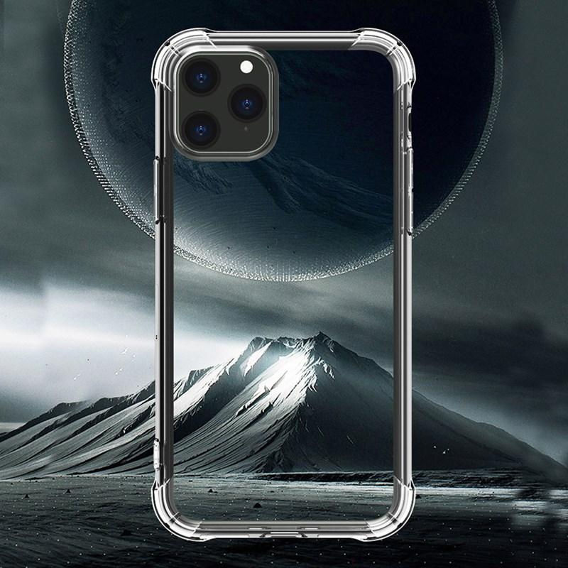 Прозрачные чехлы для телефонов для iPhone 12 Mini 11 Pro XR XS MAX 6 7 8 PLUS Soft TPU Cover