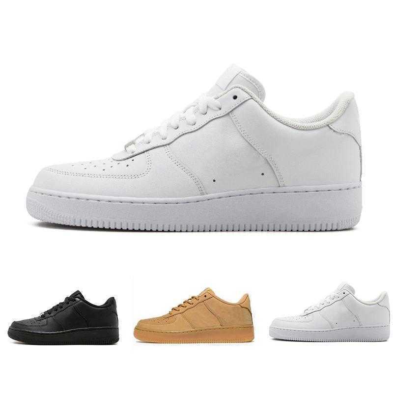 Marka İndirim Bir Dunk Erkek Kadın Flyline Koşu Ayakkabıları, Spor Kaykay Onları Ayakkabı Yüksek Düşük Kesim Beyaz Siyah Açık Eğitmenler Sneakers