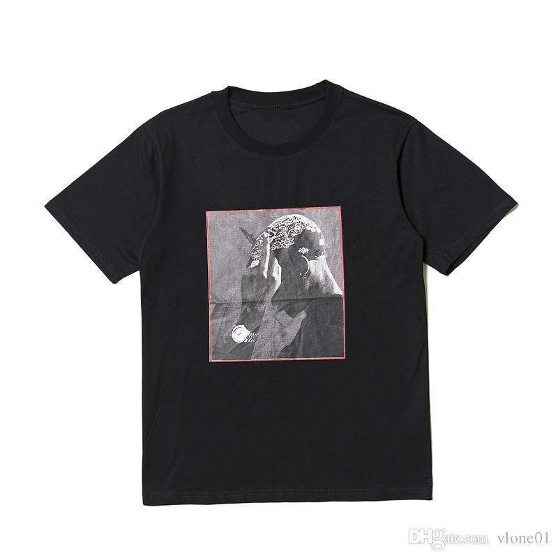 2021 Новые мужские друзья Скейтборд футболка Мужчины Женщины Черный хип-хоп с коротким рукавом подземный мужской стилист футболки
