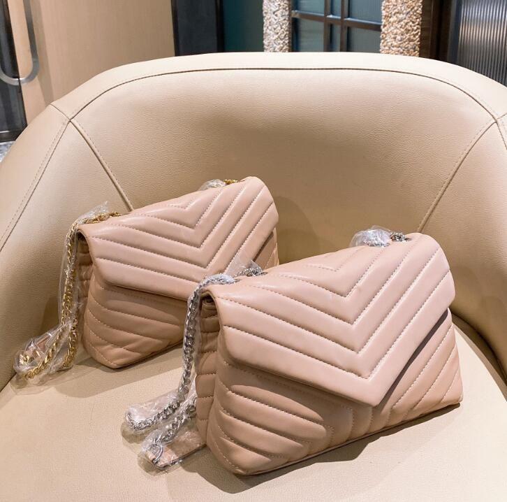 المصممين Luxurys الكلاسيكية حقيبة يد السيدات حقيبة الكتف المرأة الفضة الذهب الأجهزة رسول حقائب التسوق حقائب اليد