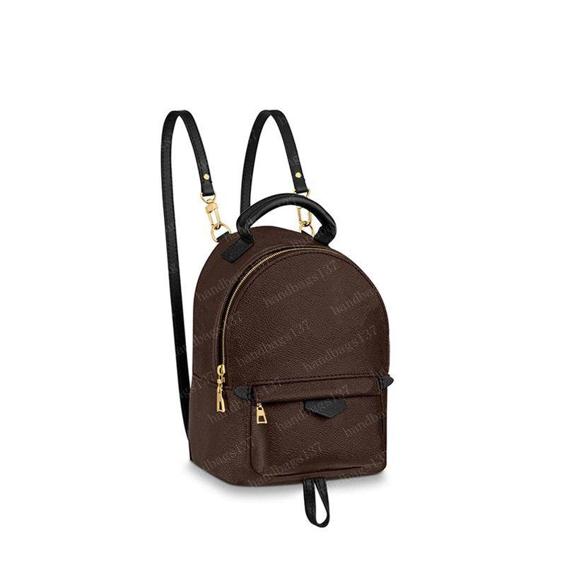 2021 الربيع حقائب الظهر مصغرة حقيبة يد جلدية حقيبة صغيرة حقيبة كروسبودي حقيبة حمل حقائب الكتف 41562 17/22/10 سنتيمتر # SJB01
