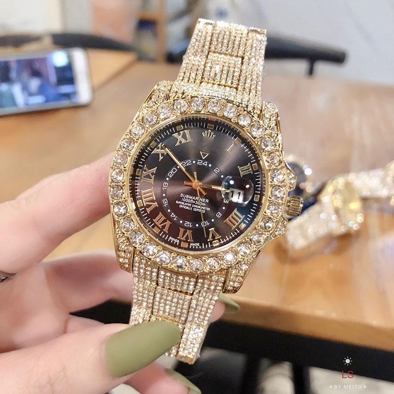 lmjli-u5 мужские часы 40 мм автоматические механические часы нержавеющая сталь синий черный керамические сапфировые наручные часы супер светящийся монр де