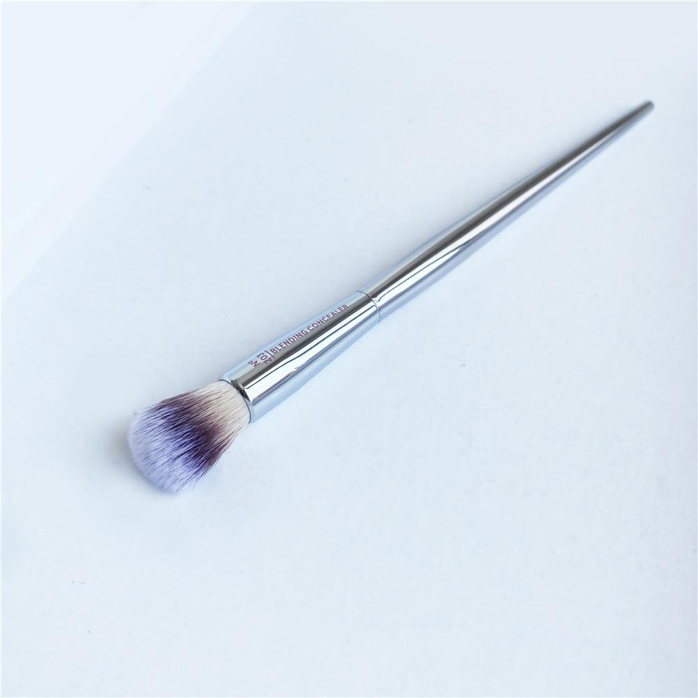 Beauty Beauty Blending Brush Concealer Brush # 203 - للحصول على بقعة تحت العين ظلال المخفي مزج مستحضرات التجميل أداة