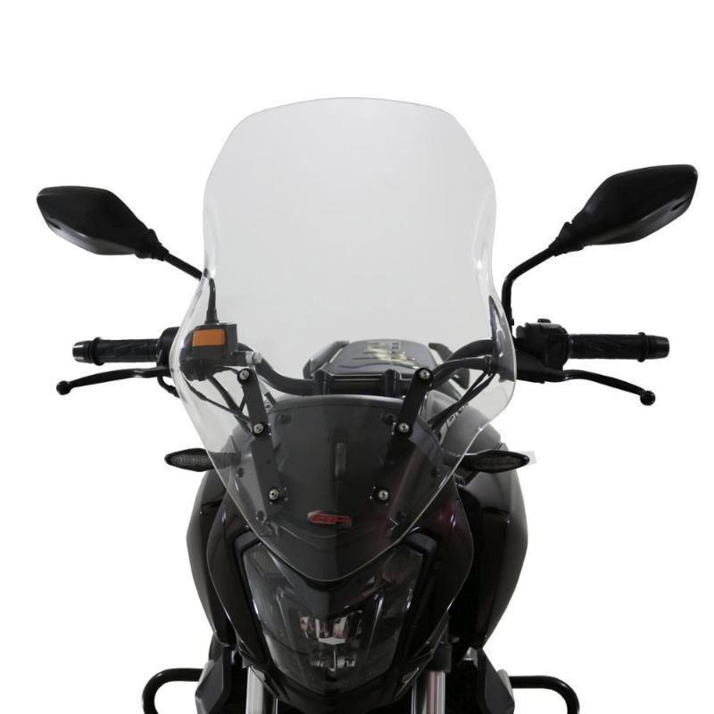 GP Kompozit Dominar 400 Совместимый Touring Windscreen Windshield 2021-2021