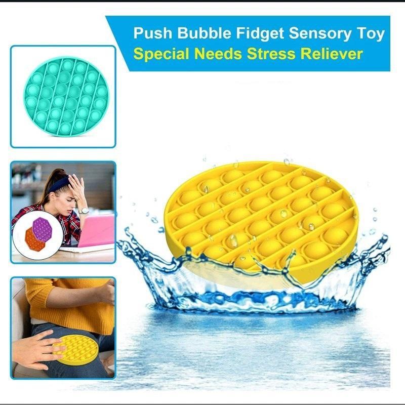 Solid color Desktop Educational Toys Children Mental Arithmetic Concentration Rodent Pioneer Master game Decompression