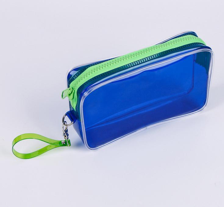 HBP2019 New PVC Maquiagem Bag Transparente Grande Capacidade Viagem Portátil Saco De Lavagem Saco De Armazenamento