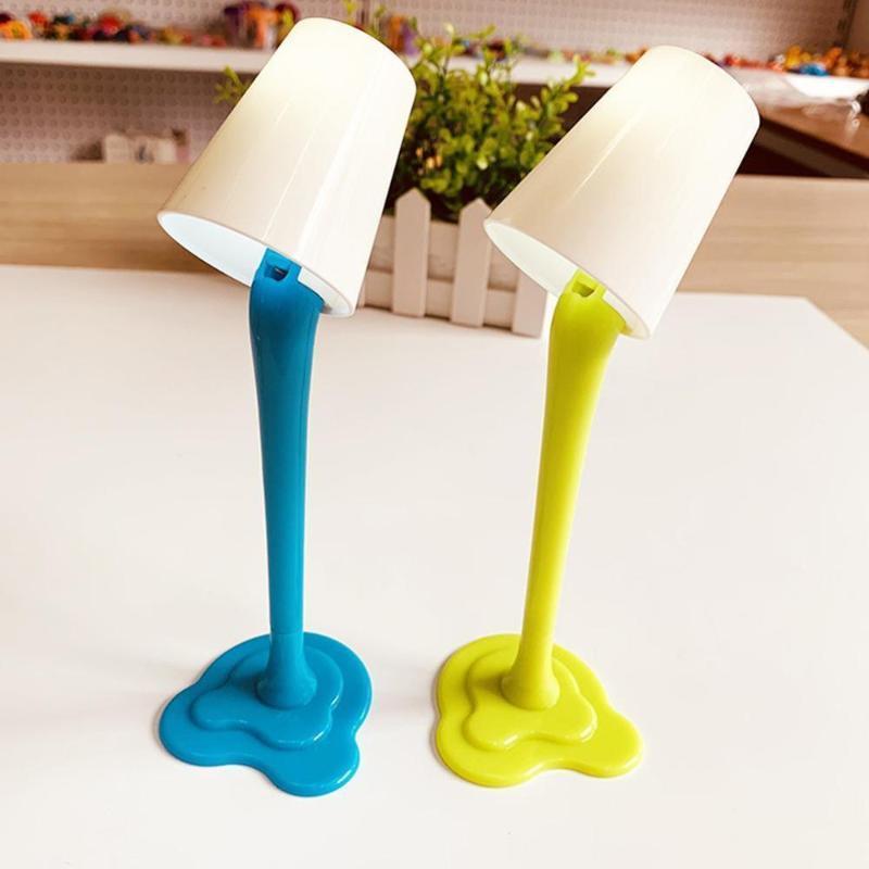 Ballpoint Pens Table Lamp Pen Plastic Cool Cute Funny Stationery For Shool Student Teacher Present