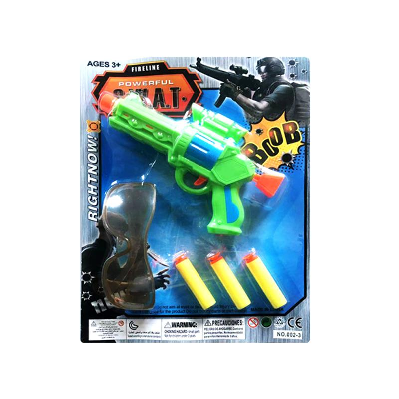 لينة رصاصة لعبة بندقية اطلاق النار البلاستيك مسدس في متعة لعبة متعة دليل صبي رصاصة shockwave الرياضة هدية صديق لعبة اطلاق النار