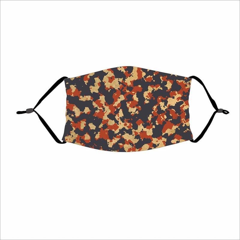 Cara moda américa máscara bandera resistente a prueba de polvo máscaras transpirables sol solares de impresión ajustable mascarilla de protección reutilizable DHL envío gratis