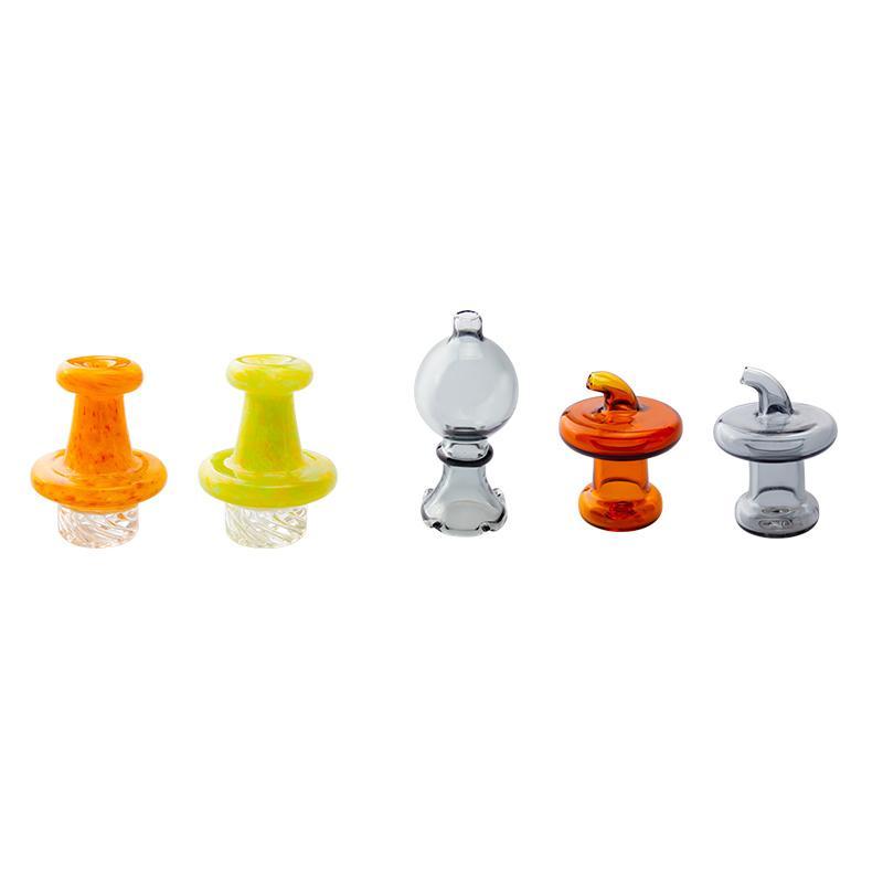 Paladin886 CSYC CA038 CA039 CA040 od 30mm 27mm 26mm bunte glas carb cap quarz banger nagel carb cap cap