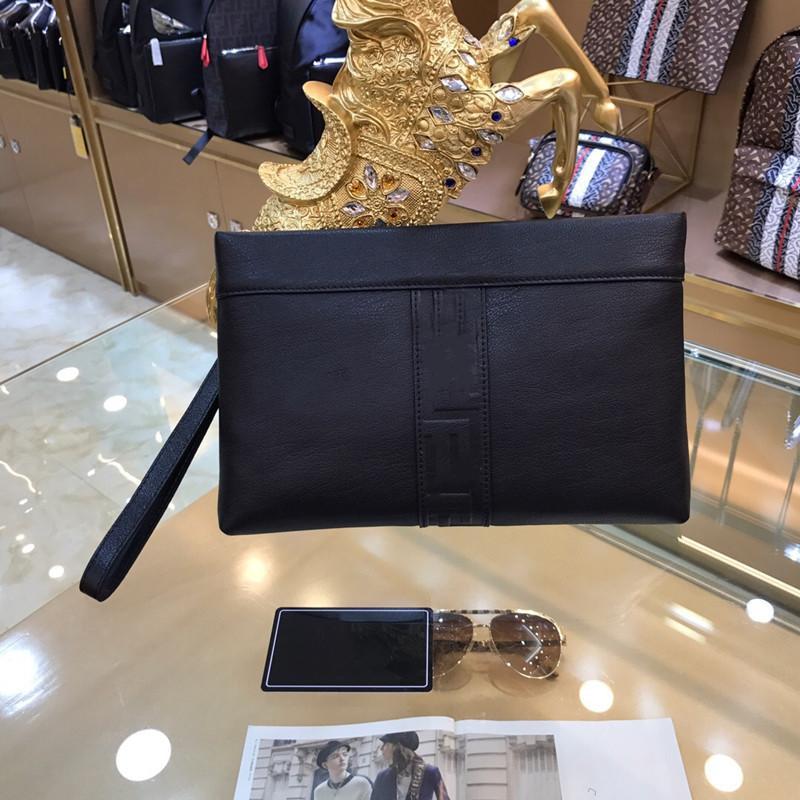 جودة عالية الأزياء رسول حقيبة صغيرة حقيبة صغيرة جلد طبيعي الإبط نمط الكلاسيكية المحمولة عملة الحقيبة الرجال محفظة المستوردة الطبقة الأولى البقر المحفظة