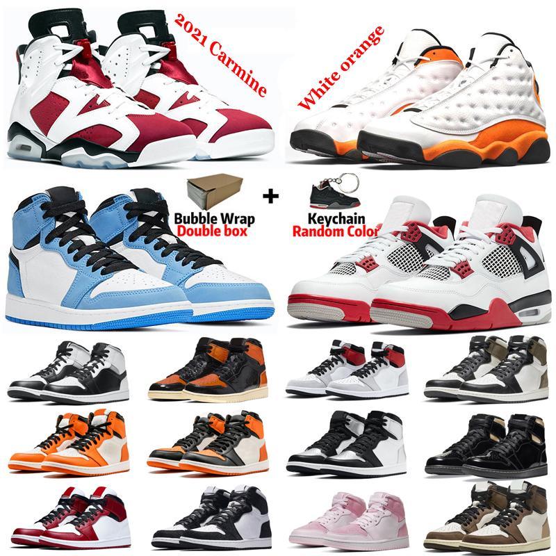 retro 12 13s zapatillas de baloncesto para hombres Bulls CNY University Blue Game Royal UNC 12s Zapatillas de exterior para hombre