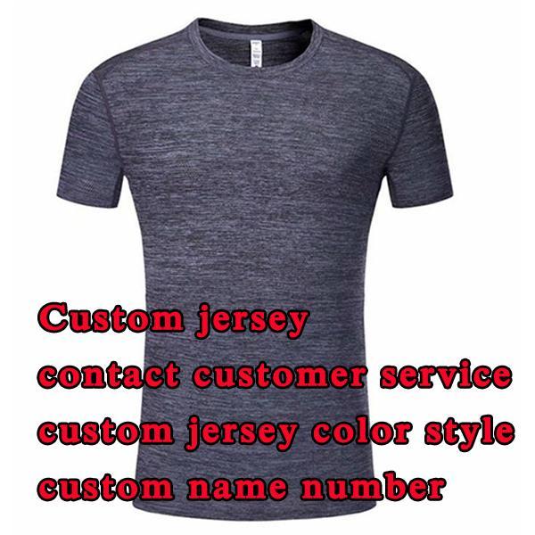 Özel formalar veya gündelik giyim siparişleri, renk ve stil, forma adını özelleştirmek için müşteri hizmetleri ile iletişime geçin Kısa kollu erkekler + çocuklar