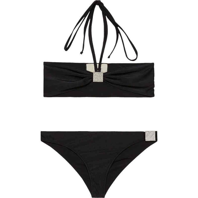 섹시한 고삐 숙 녀 Bikinis 두 조각 럭셔리 다이아몬드 편지 여성 수영복 고품질 여자 수영복 여름