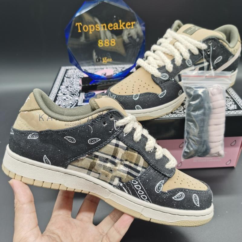 2021 أعلى جودة منخفضة رجالي الاحذية الاحذية كنتاكي ترافيس سكوتس الأحمر الأخضر الأبيض ماركة fashiontrainers حذاء