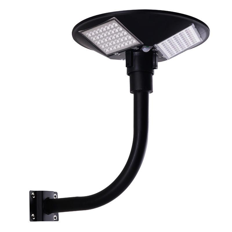 300W 400W 500W 600W UFO Lamp LED Solar Street Light Radar Sensor Outdoor Waterproof Solar Security Garden Lamp