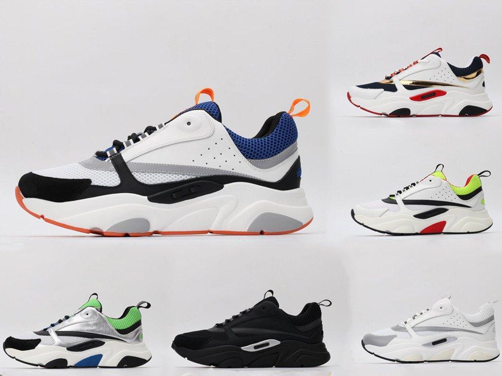 Atacado de alta qualidade B22 homens e mulheres sapatos linda elegante sapato ao ar livre retro costura de couro tamanho 40-45