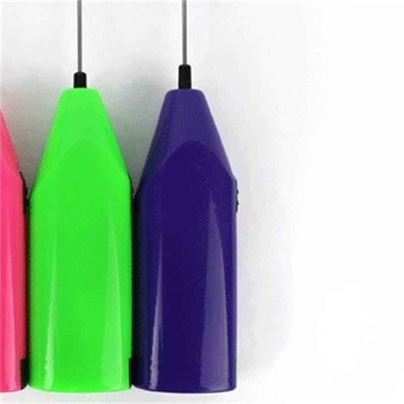 الحليب القابلة لإعادة الشحن frother USB المحمولة الكهربائية رغوة الخبز صانع اليد خلاط البسيطة البيض الخزانة خفق H-0145 767 K2