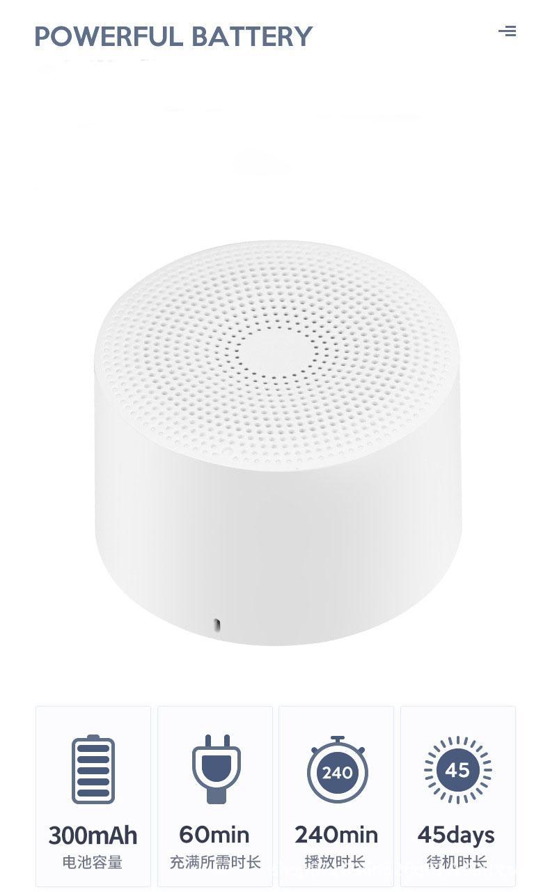 Özel Model Taşınabilir Hoparlör MDS3 Çok fonksiyonlu Yüksek Kaliteli MP3 Çalar Ultra Küçük Görünüm