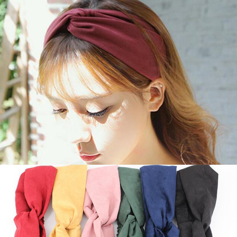 مقاطع الشعر المشابك Hmade واسعة حافة الصليب b التصميم الأصلي الفنية الرجعية لين xiaozhai الجلد المدبوغ سدادة غسل B105