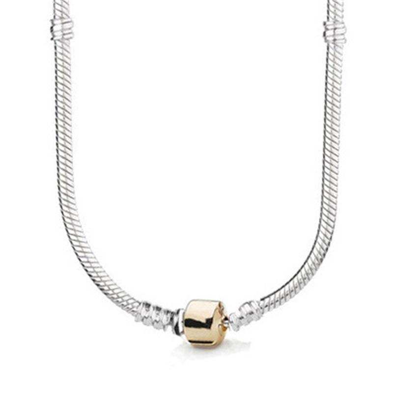 100% 925 encanto de plata esterlina cuento de hadas tiara collar tímido elegancia collar corazones de invierno collier collar esencia 393 g2