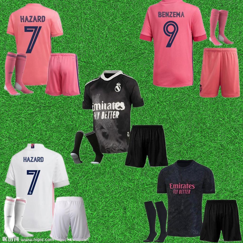 الرجال ريال مدريد ميلوتات كرة القدم مجموعات 2021 ريال مدريد الفانيلة الجديدة 2021 أطقم كرة القدم لكرة القدم جيرسي camisetas دي مدريد