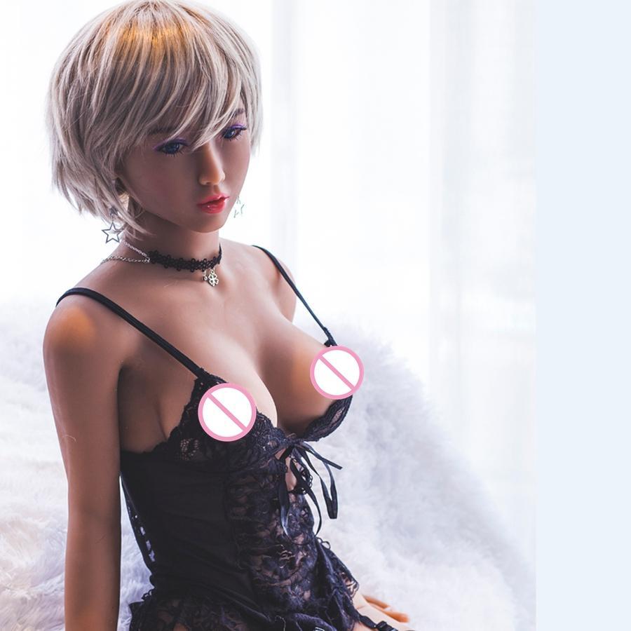 Новый Свободный металлический скелет 148см LifeLike Real Vangina TPE Силиконовая взрослая реалистичная секс кукла для мужчин секс-магазин онлайн