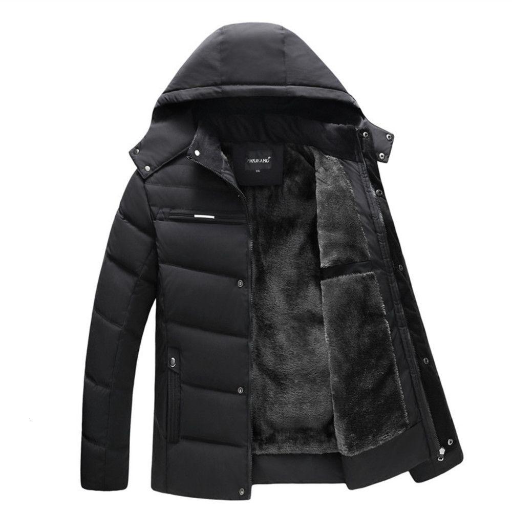 حار بيع الشتاء سترة الرجال -15 رشاقته الدافئة ستر مقنع معطف الصوف الرجل جاكيتات أبلى 4xl jaqueta الغمد الأب هدية X1217