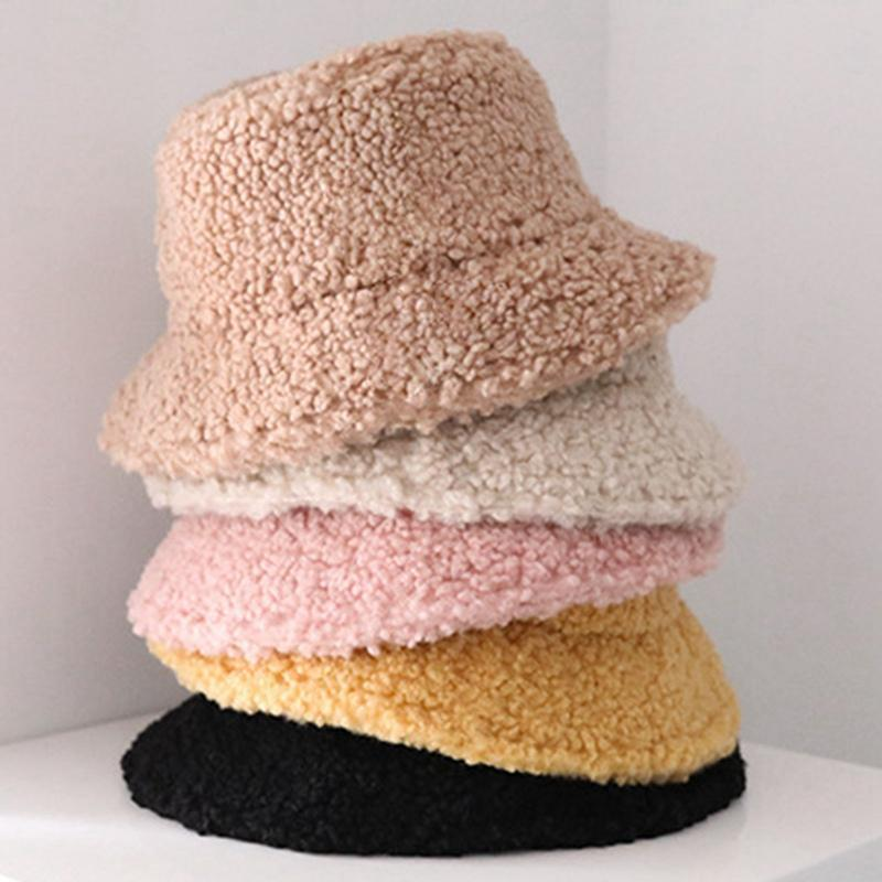 Зимние женщины шляпы Teddy Vellvet теплые ухо Протектор рыболова шляпа аксессуары старинные ягненка бархатная крышка милая плюшевая шляпа
