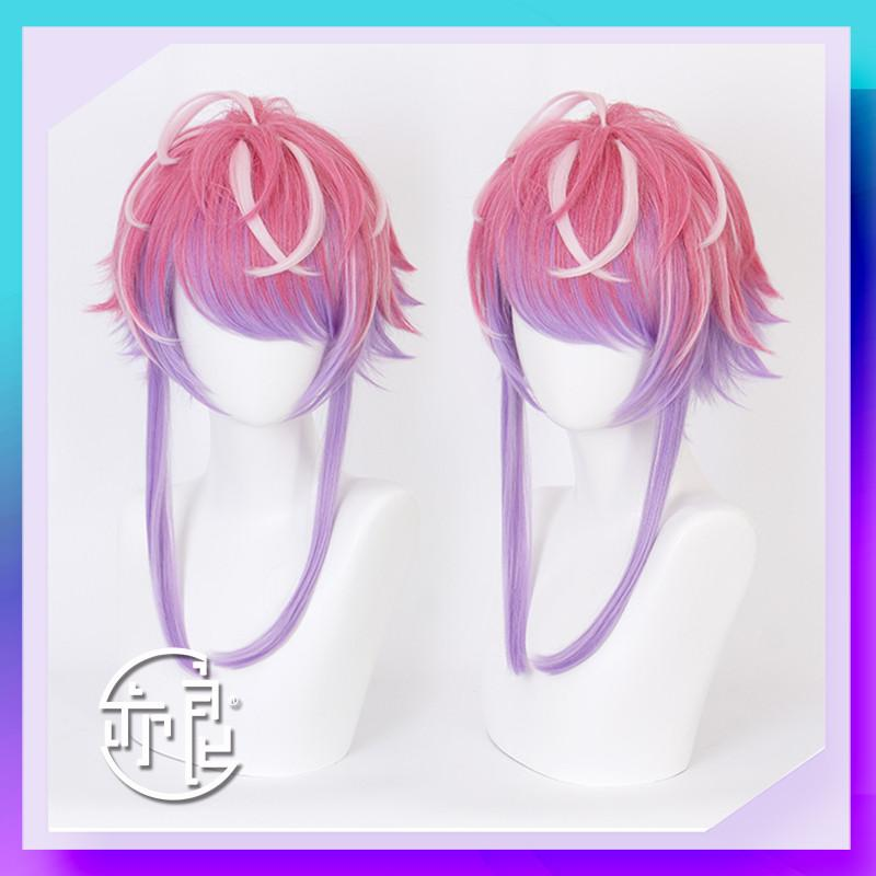 Costume AccessoriesDivision Rap Battle Hypnosis MIC DRB Amemura Ramuda Cosplay Wig Cosplay Costume Accessories Unisex Heat Resistant Synthet