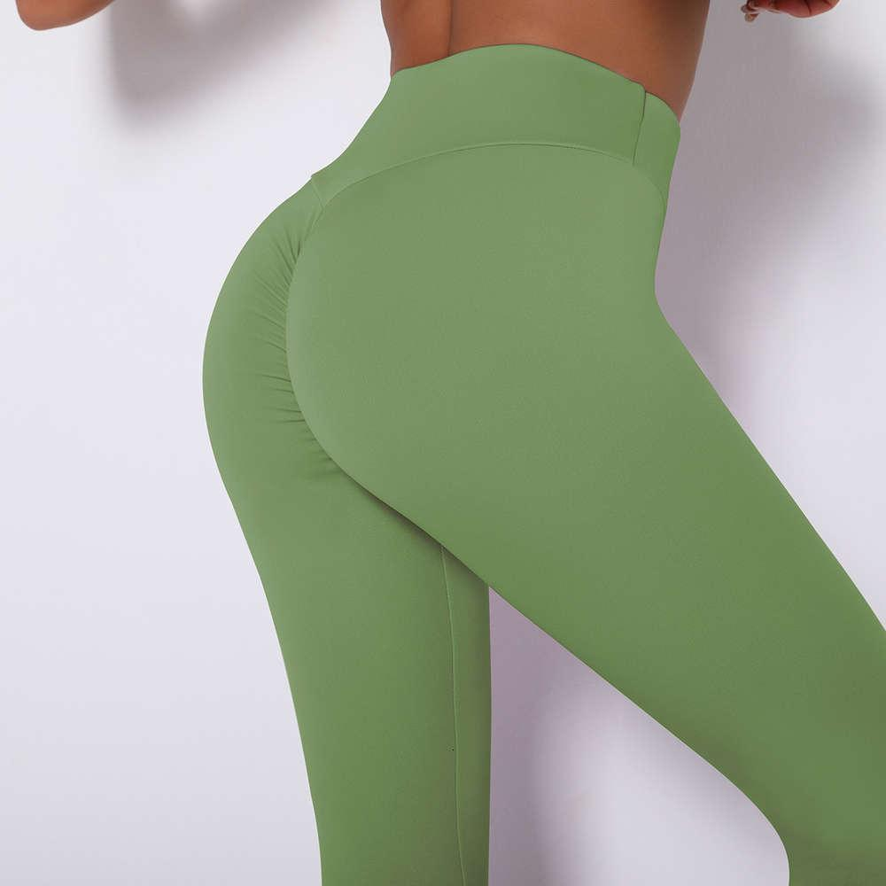 2020 высокая талия фитнес-брюки сращивание бедра подъемные спортивные спортивные леггинсы йоги