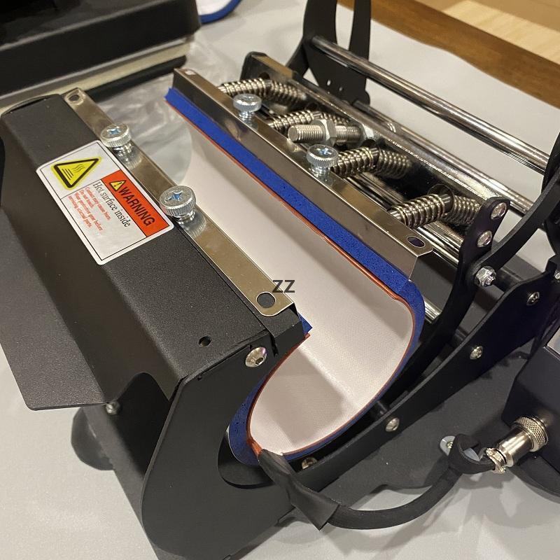 Großhandel Tumbler Wärmeübertragungsmaschine Sublimation Druckmaschinen für 20z 30 Unzen Gerade Tumbler Handwerk Cricut Maker Sea Way Hwd9951