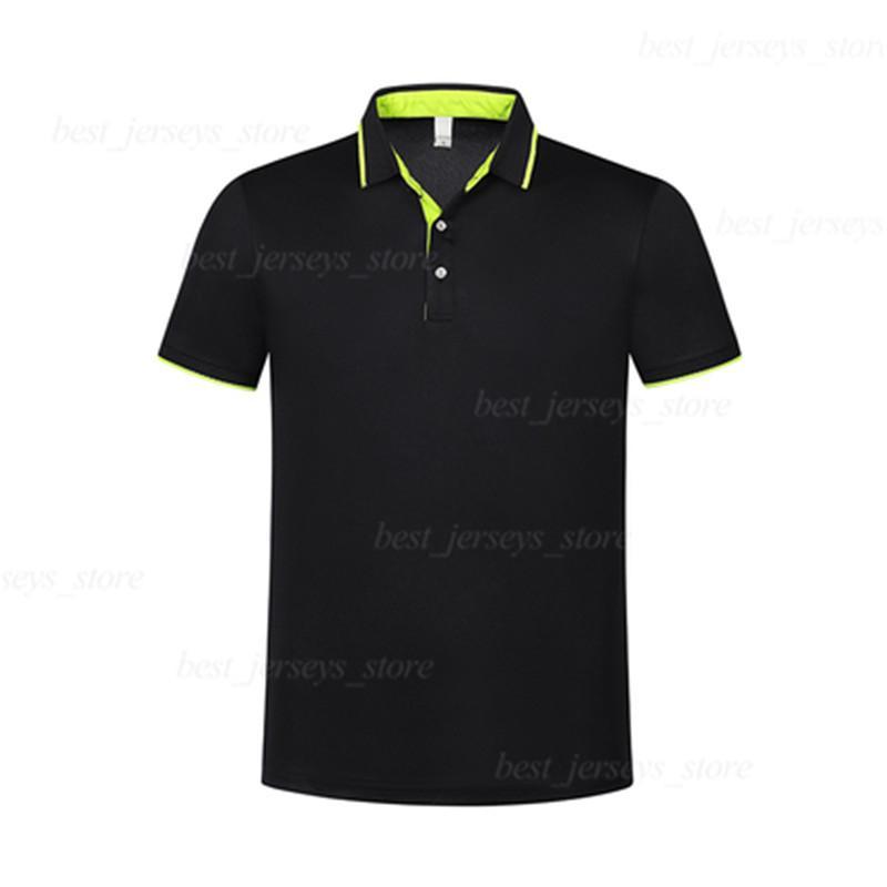 Polo-shirt Sweat absorbant, respirant et facile à sécher l'été 2020 20