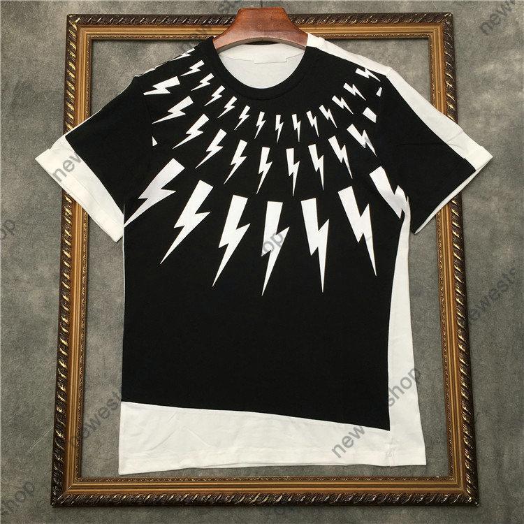 Estilo de verano Montaje Montaje Geometría Impresión Tshirts Camiseta de manga corta Camiseta Camisetas Camisetas Camisetas Unexual de algodón Tops